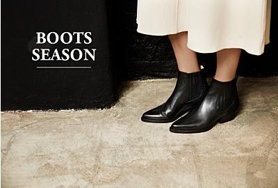 Boots season!