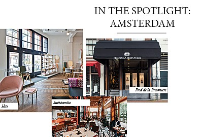 In the spotlight: Amsterdam