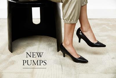 New pumps!