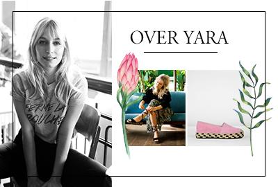 Over Yara Michels en de collectie