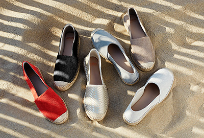 Summer in the city: espadrilles
