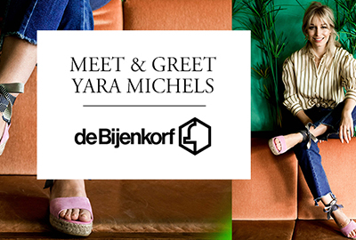Meet & Greet Yara Michels