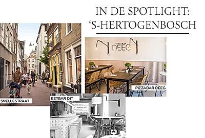In the spotlight: 's Hertogenbosch