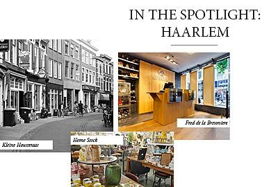 In the spotlight: Haarlem