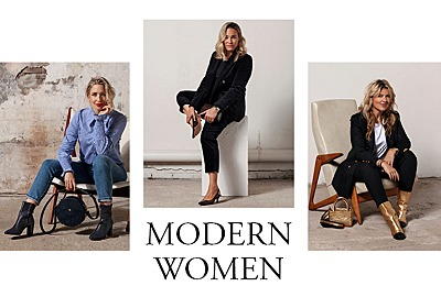 Modern Women: #fredcreator