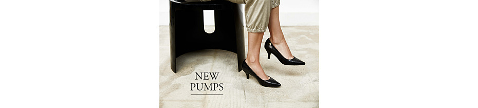 New pumps!