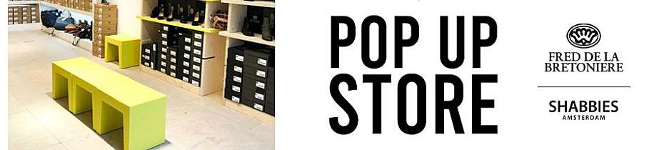 Pop-up store den Bosch