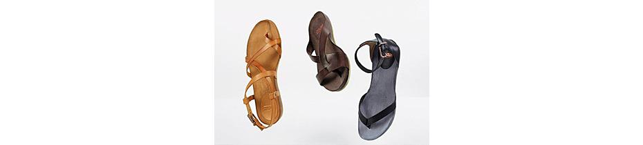 Onze zomerse sandalen collectie