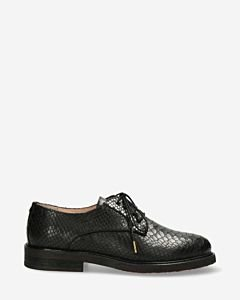 Lace-up-shoe-printed-leather-black