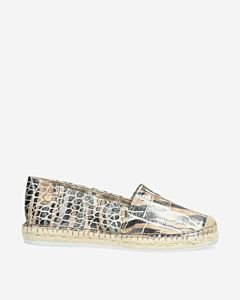 Black-and-beige-espadrille-loafer