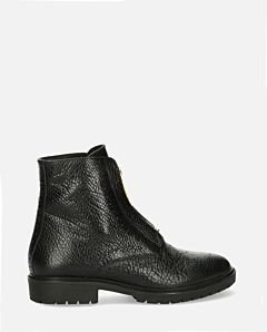 Bootie-heavy-grain-leather-black