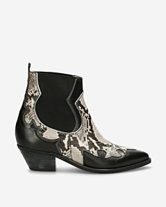Western-ankle-boot-black-