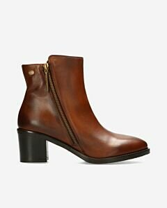 Heeled-ankle-boot-soft-smooth-leather-brown
