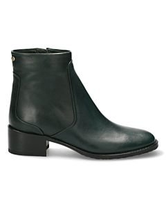 Dark-green-chelsea-ankle-boot-smooth-leather-