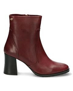 Bordeaux-heeled-ankle-boot-from-smooth-leather-