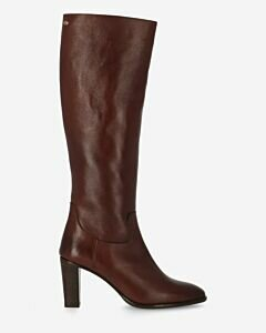 Heeeld-boot-soft-smooth-leather-brown