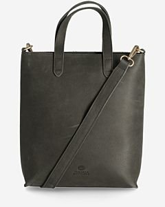 Handbag-heavy-grain-leather-dark-grey