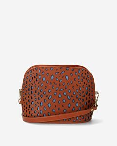 Dark-brown-perforated-crossbody-bag-python