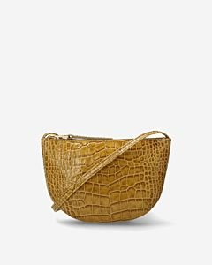 Olive-green-crocodile-print-bag-