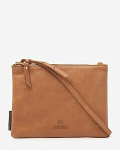 Eveningbag Grain Leather Sand