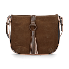 Shoulder-bag-suede-with-vaquetta-Dark-Olive