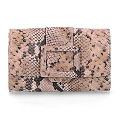 Clutch-printed-leather-Taupe-