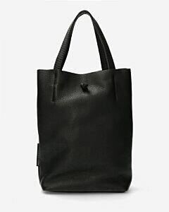 Small-shopper-smooth-leather-black