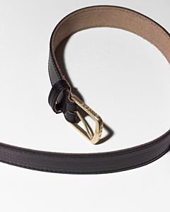 Belt-grain-leather-black