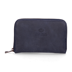 Wallet-small-hand-buffed-leather-Dark-Blue