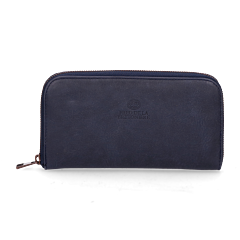 Wallet-medium-hand-buffed-leather-Dark-Blue