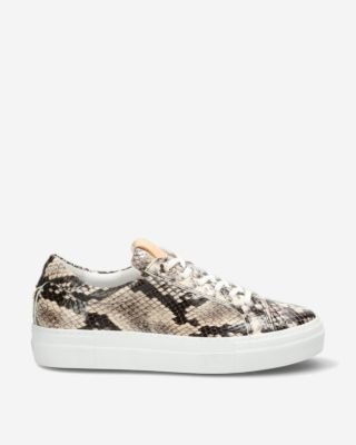 Taupe-snake-printed-sneaker
