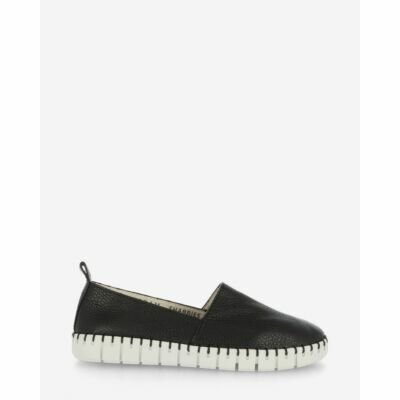 Loafers-grain-leather-black