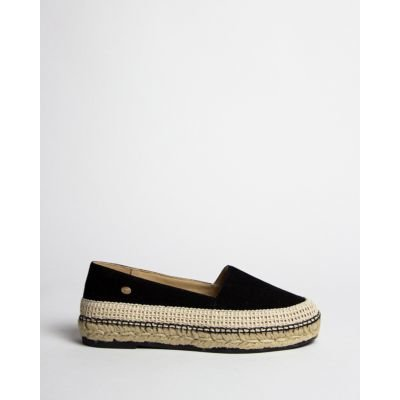 Black-suede-espadrille-loafer