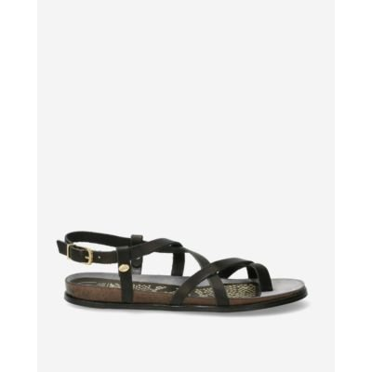 Black-sandal