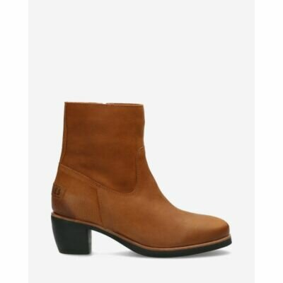 Heeled-ankle-boot-waxed-grain-leather-warm-brown