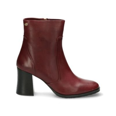 ANKLE-BOOT-ZIPPER-7,5-CM-SMOOTH-LEATHER-Bordeaux