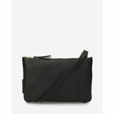 Cross-body-grain-leather-black