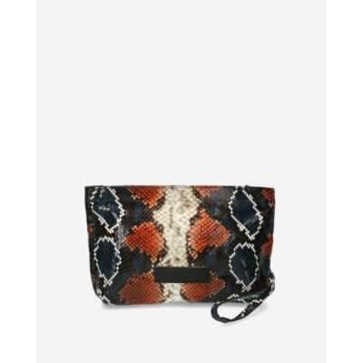 Multi-blue-crossbody-bag-snake-print-