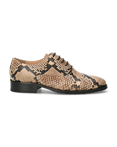 Lace-up-shoe-snake-printed-leather-taupe