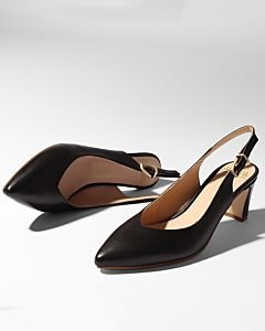 Slingback-pump-smooth-leather-Black-
