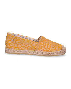 Loafer-espadrille-metallic-printed-yellow-