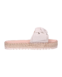 Espadrile-slipper-3cm-lilly-stamp-leather-off-white