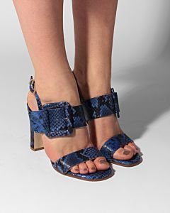 Sandalette-printed-leather-cobalt-blue