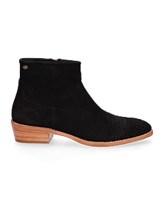 Ankle-boot-with-woven-grain-leather-Black