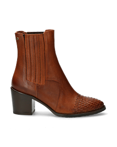 Chelsea-boot-lizard-printed-with-woven-toe-light-brown