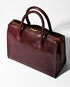 Handbag-heavy-grain-leather-bordeaux