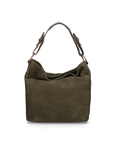 Schoulderbag-medium-grain-leather-Dark-Green