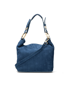 Shoulderbag-cutted-grain-leather-Jeans-Blue-