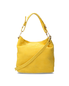 SHOULDERBAG-M-NUBUCK-FERORATED-LEATHER-Yellow