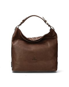 Shoulderbag-smooth-leather-brown